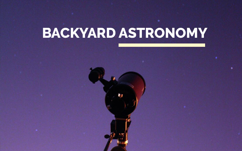 Backyard Astronomy II (Udemy)