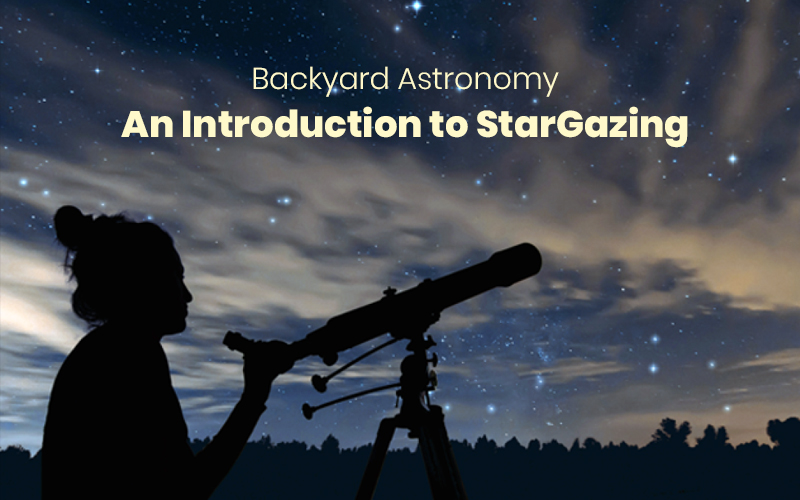 Backyard Astronomy - An Introduction to StarGazing (Udemy)