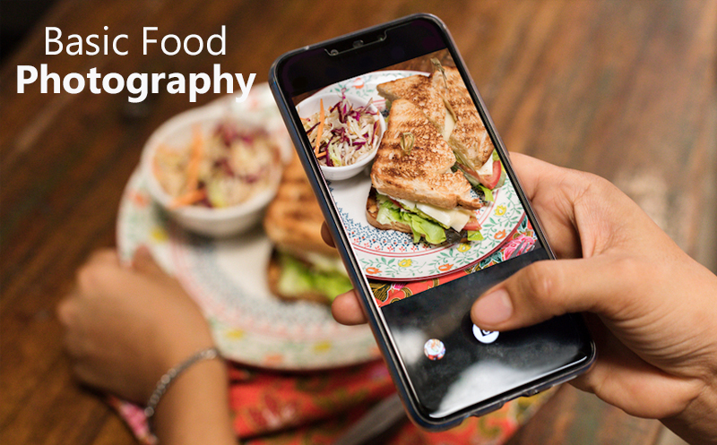 Basic Food Photography (Udemy)