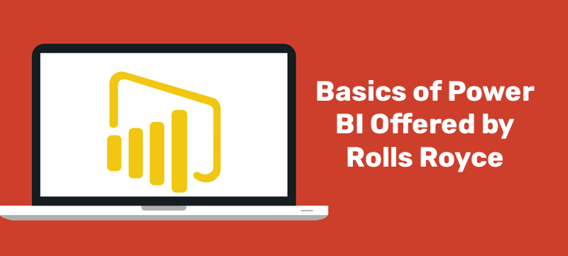 Basics of Power BI Offered by Rolls Royce (edX)