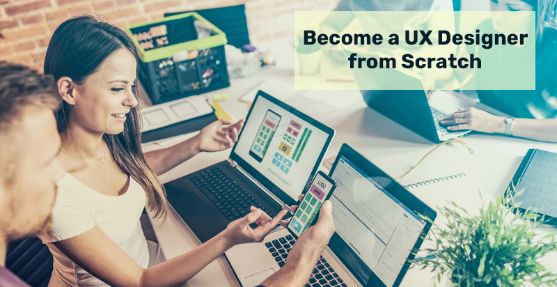 Become a UX Designer from Scratch (Interaction Design Foundation)