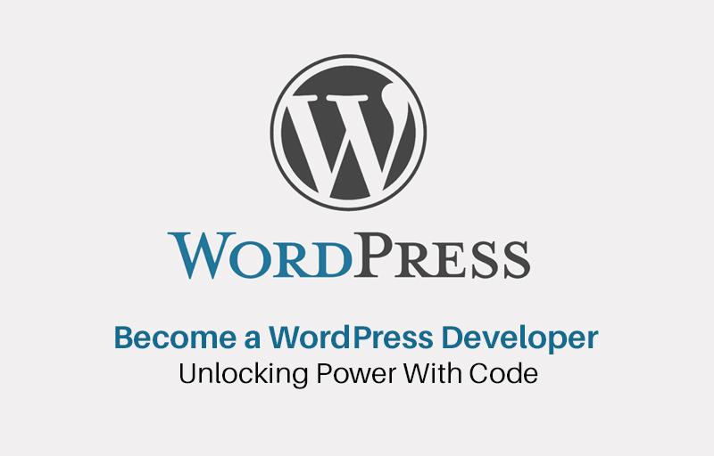 Become a WordPress Developer: Unlocking Power With Code (Udemy)