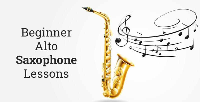 Beginner Alto Saxophone Lessons [Udemy]