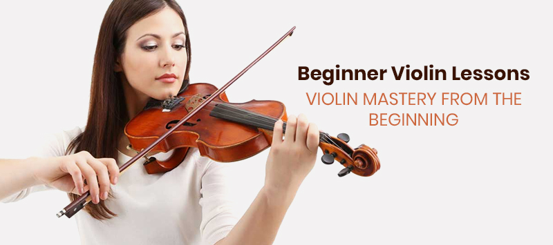 Beginner Violin Lessons - VIOLIN MASTERY FROM THE BEGINNING (Udemy)