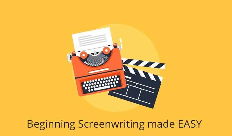 Beginning Screenwriting made EASY [Udemy]