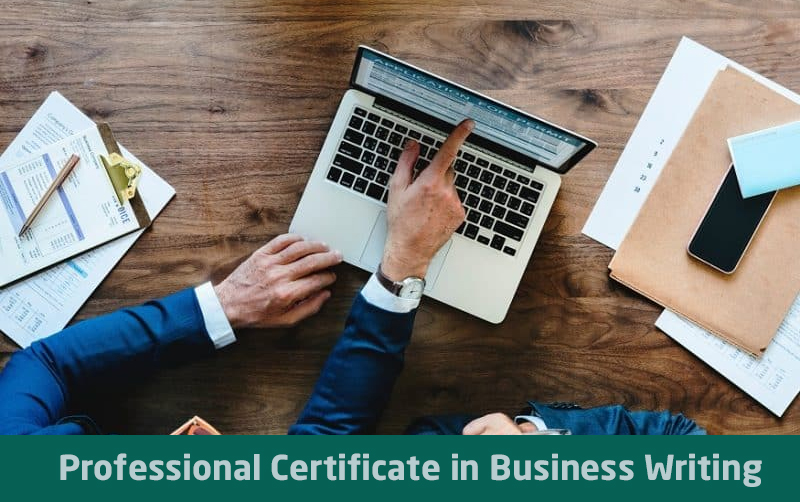 Professional Certificate in Business Writing By University of Berkeley [edX]