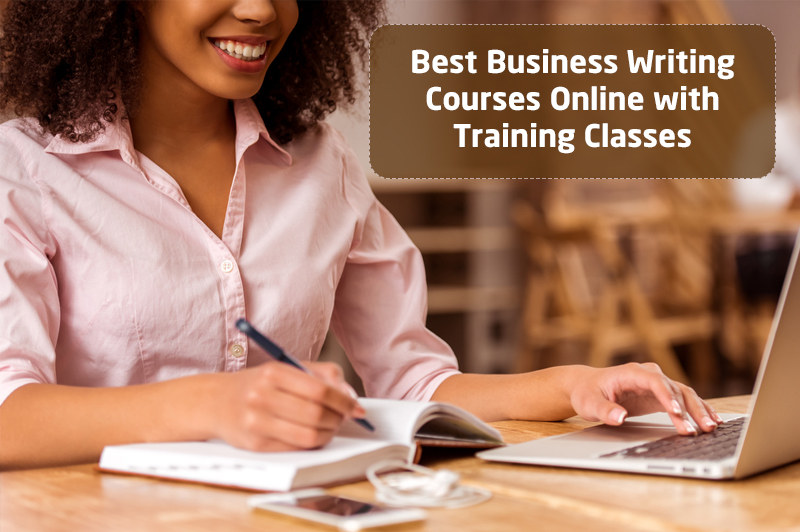 Best Business Writing Courses Online with Training Classes