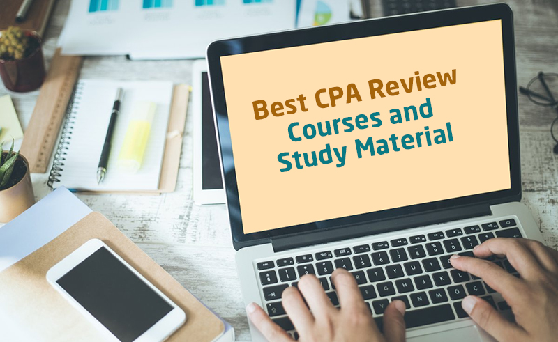 Best CPA Review Courses and Study Material