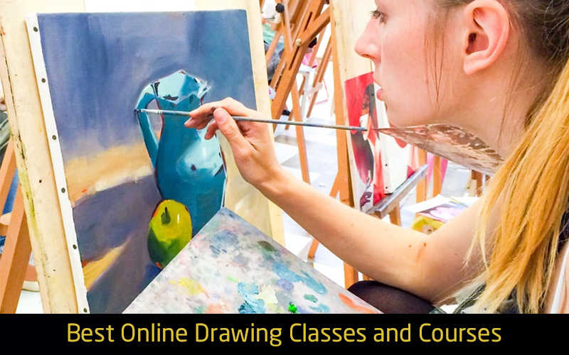 Best Online Drawing Classes and Courses