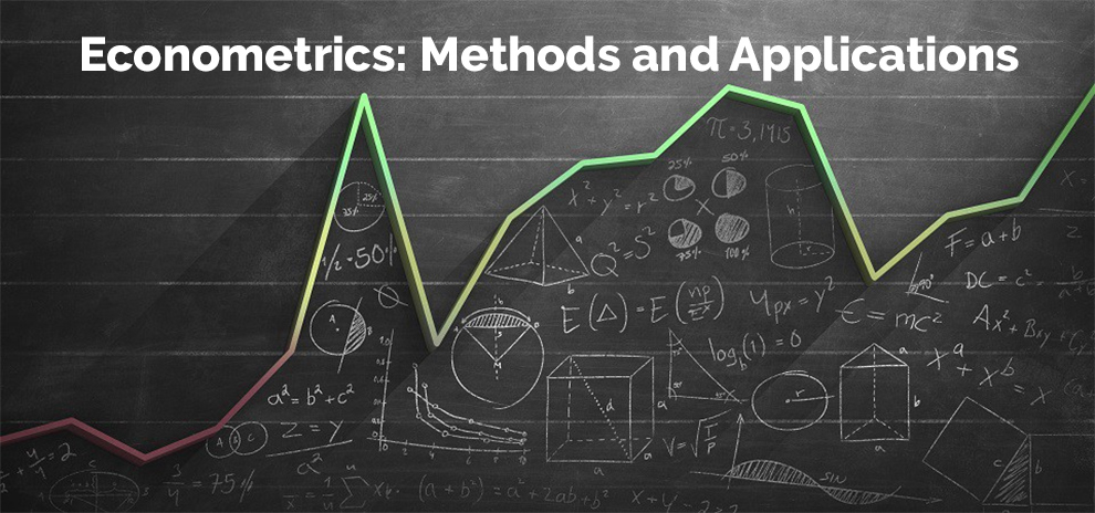 Econometrics: Methods and Applications - Offered by Erasmus University Rotterdam [Coursera]