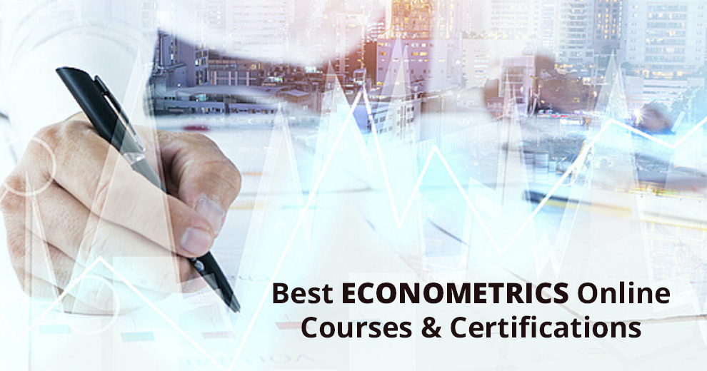 Best Econometrics Online Courses & Certifications