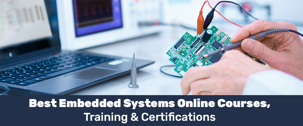 Best Embedded Systems Online Courses, Training & Certifications