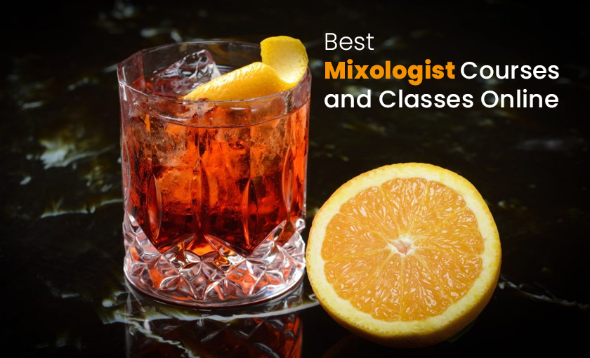 Best Mixologist Courses and Classes Online