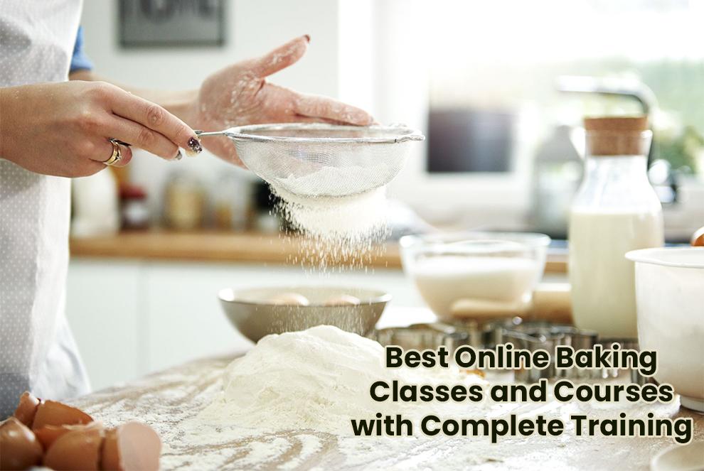 Best Online Baking Classes & Courses
