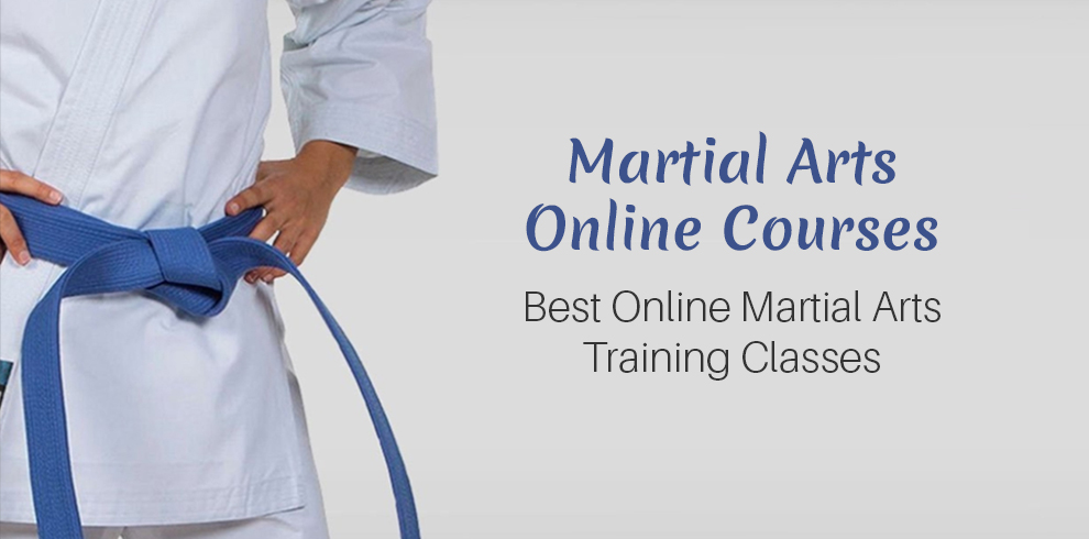 Martial Arts Online Courses