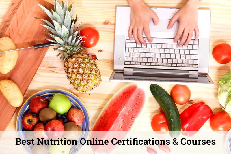 Best Online Nutrition Courses, Certifications & Classes