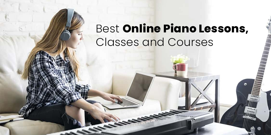 Best Online Piano Lessons, Classes and Courses