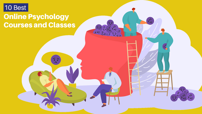Best Online Psychology Courses and Classes