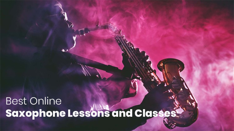 Best Online Saxophone Lessons and Classes
