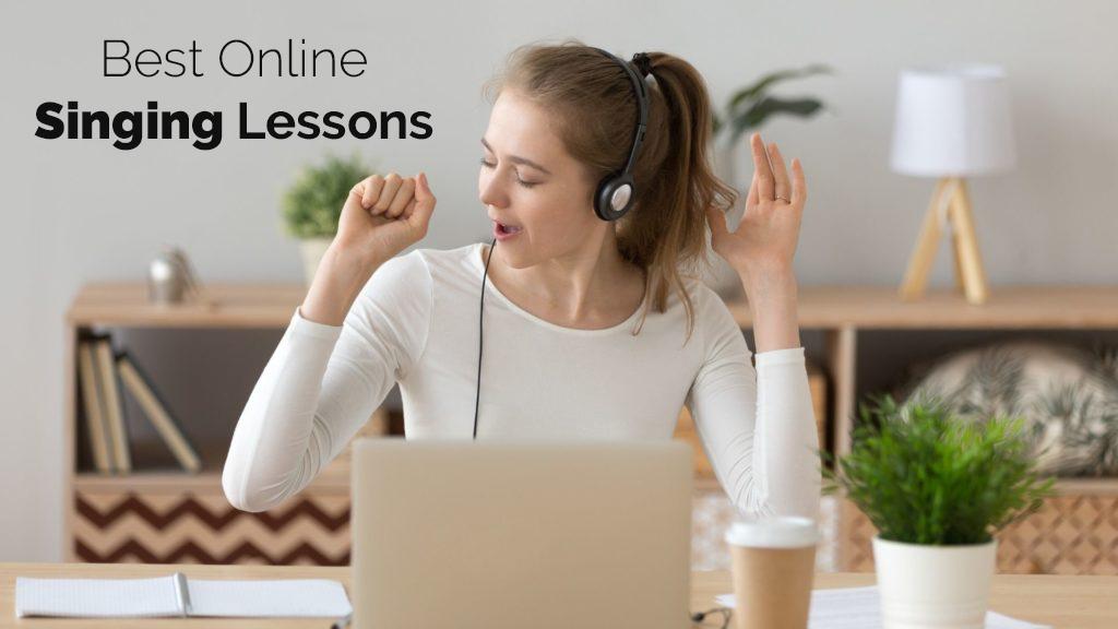 Best Online Singing Lessons: Expert Led Online Singing Classes