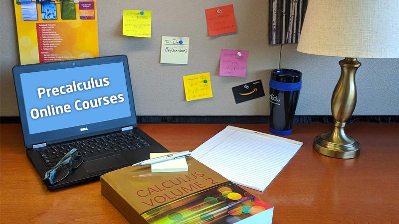 Best Pre Calculus Online Courses & Classes