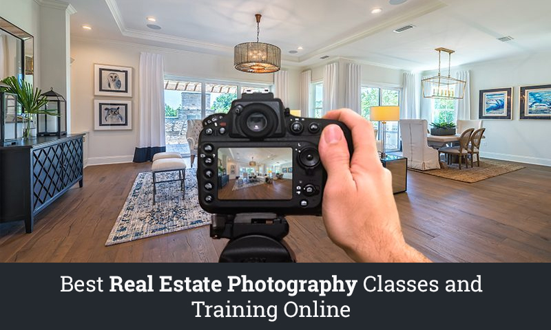 Best Real Estate Photography Classes and Training Online