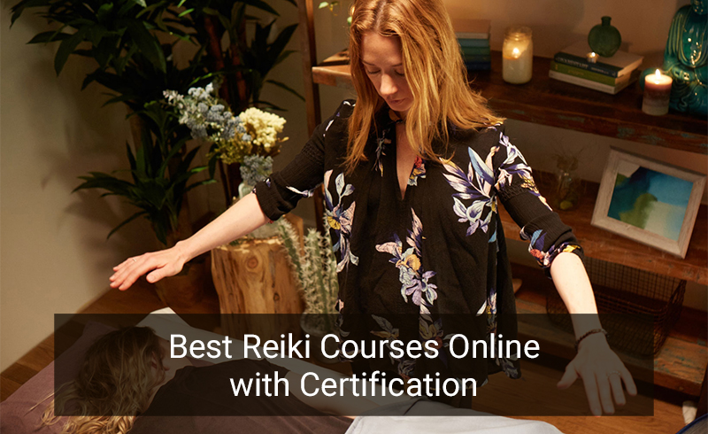 Best Reiki Courses Online with Certification