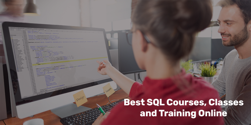 Best SQL Courses, Classes and Training Online