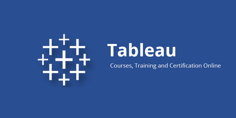 Best Tableau Online Training Courses Certification