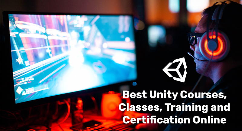 Best Unity Courses, Classes, Training and Certification Online