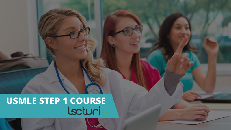 USMLE STEP 1 Course [Lecturio]