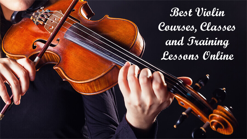 Best Violin Courses, Classes and Training Lessons Online