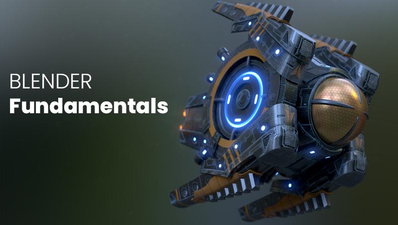 Blender Fundamentals (PluralSight)