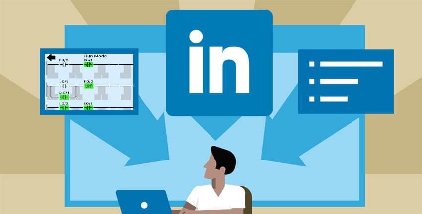 Learning PLC Ladder Logic on LinkedIn Learning (FREE)
