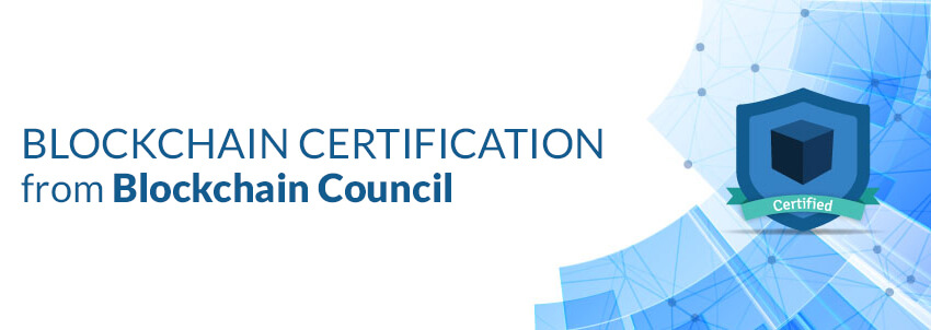 Blockchain Certifications from Blockchain Council