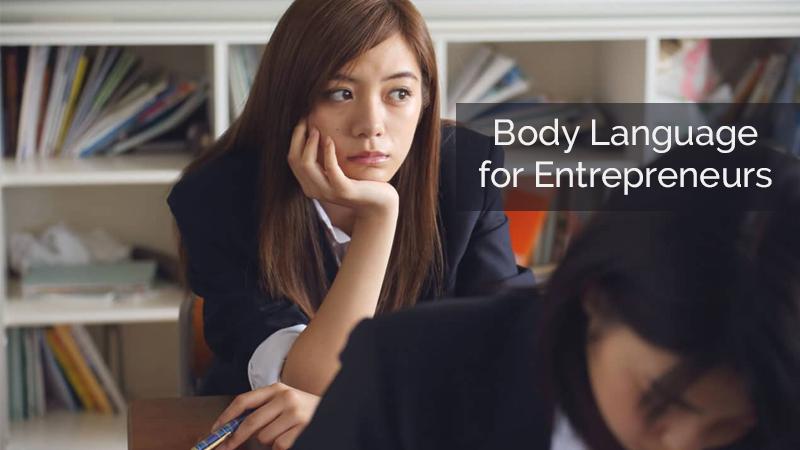 Body Language for Entrepreneurs [Udemy]