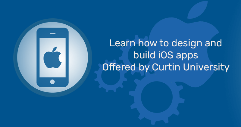 Learn how to design and build iOS apps Offered by Curtin University (edX)