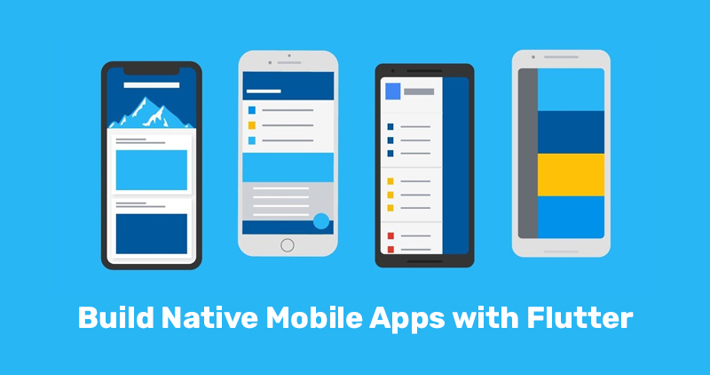 Build Native Mobile Apps with Flutter (Udacity)