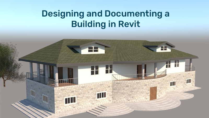 Designing and Documenting a Building in Revit [Pluralsight]