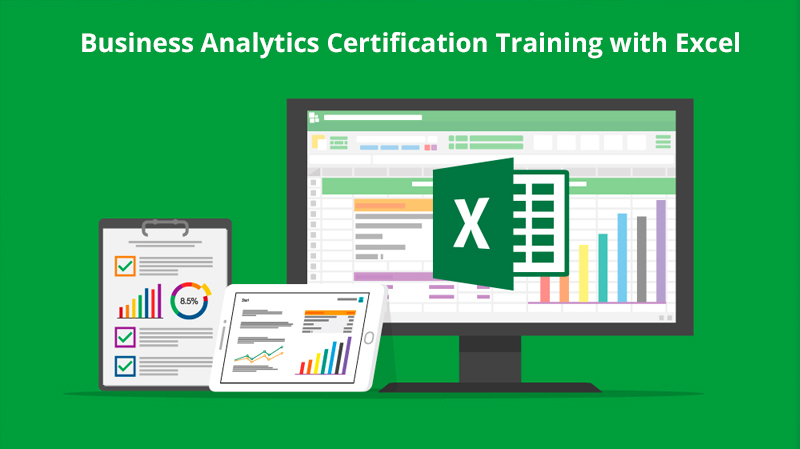 Business Analytics Certification Training with Excel [SimpliLearn]