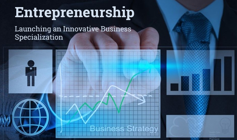 Entrepreneurship: Launching an Innovative Business Specialization By University of Maryland[Coursera]