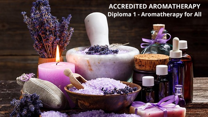 Accredited Aromatherapy Diploma 1 - Aromatherapy for All [Udemy]