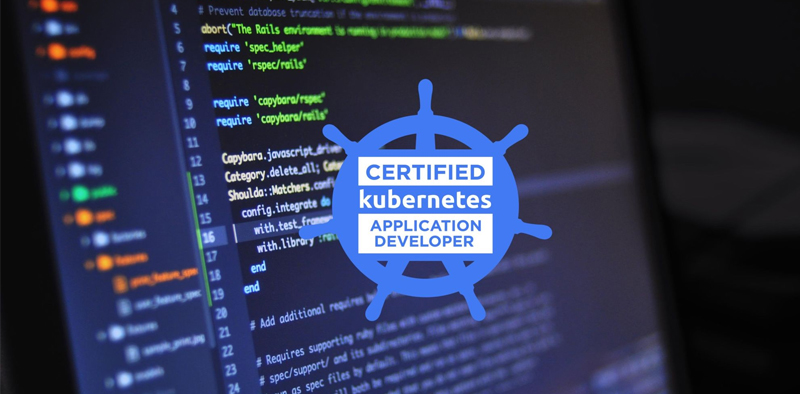 Kubernetes Certified Application Developer (CKAD) with Tests (Udemy)