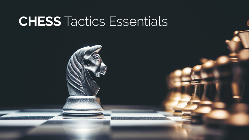 Chess Tactics Essentials [Udemy]