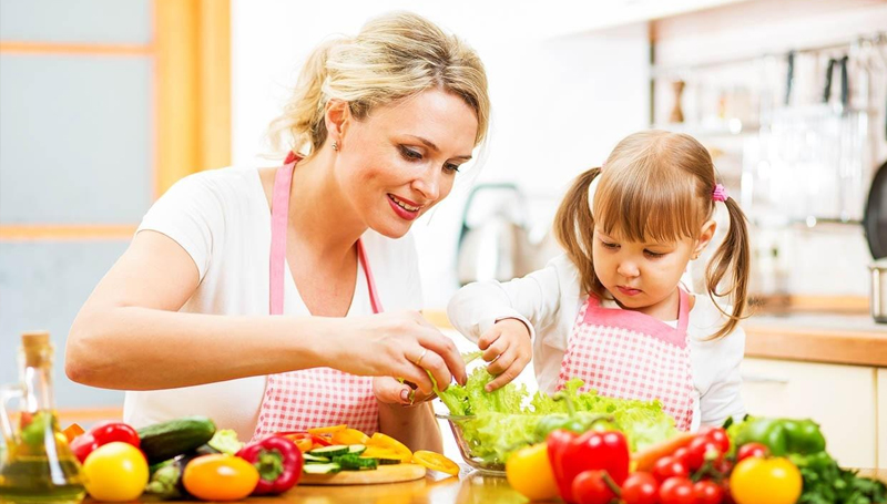 Child Nutrition and Cooking [Coursera]