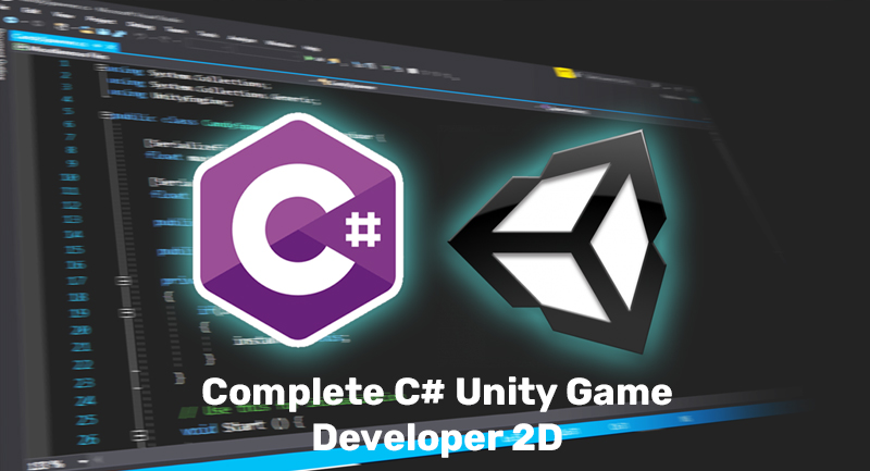 Complete C# Unity Game Developer 2D [Udemy]