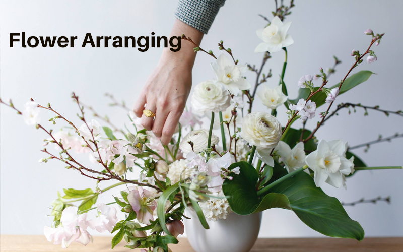 Flower Arranging [Learning With Experts]