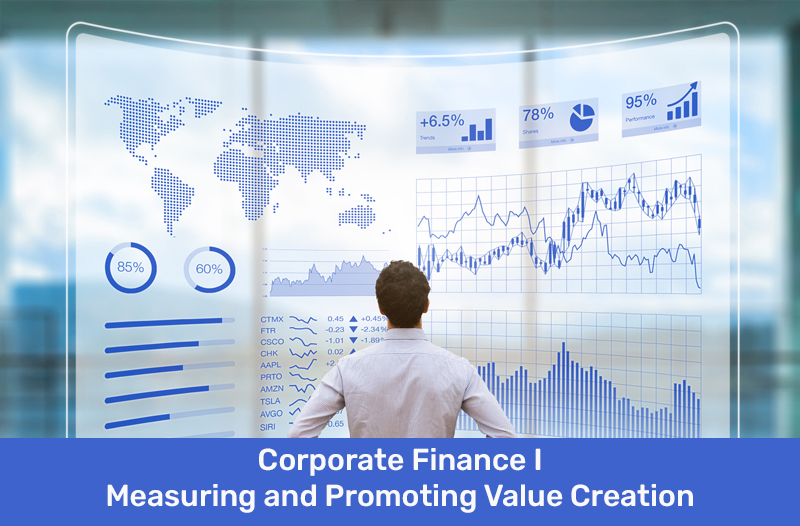 Corporate Finance I: Measuring and Promoting Value Creation By University of Illinois [Coursera]