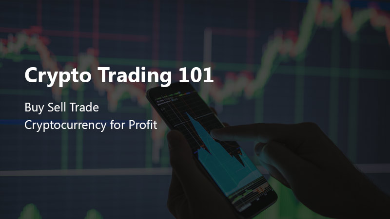 Crypto Trading 101: Buy Sell Trade Cryptocurrency for Profit [Udemy]