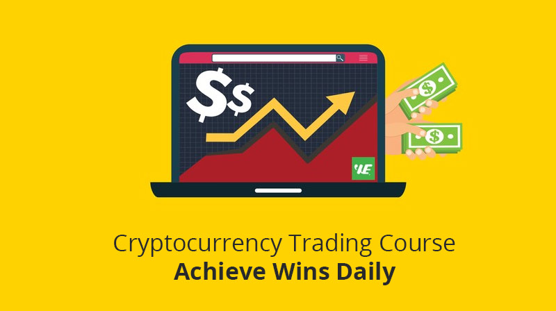 Cryptocurrency Trading Course 2019: Achieve Wins Daily! [Udemy]
